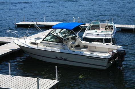 Chaparral Boats Reliability by Chaparall Striker 234 Boat For Sale From Usa