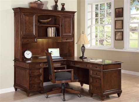 Flexsteel Wynwood Collection Westhaven Office Right Return