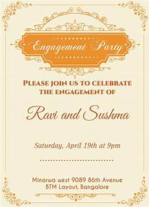 indian engagement invitation card with wordings check it With recycled paper wedding invitations indian