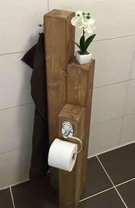 Toilettenpapierhalter Stehend Design : edelstahl toilettenpapierhalter klorollenhalter handtuchhalter rustikal wc ebay ~ A.2002-acura-tl-radio.info Haus und Dekorationen
