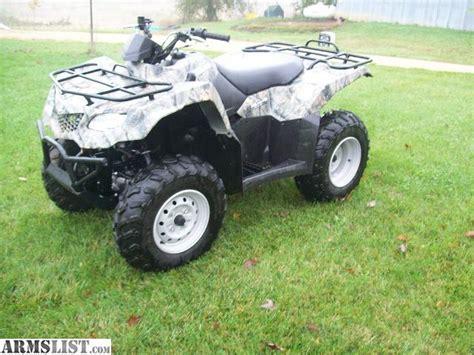 Suzuki 400 Atv For Sale by Armslist For Sale 2008 Suzuki King 400 4x4 Atv