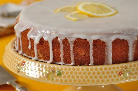 lemon frosted lemon cake recipe video joyofbakingcom