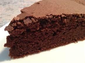 dessert avec chocolat en poudre gateau au chocolat avec poudre de cacao