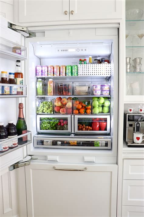 10 Tips To Organize Your Refrigerator With Inspiring