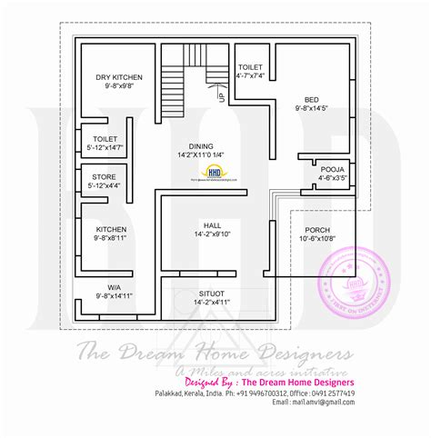 ground floor plan news and article 1250 sq house elevation and plan