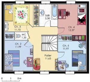 maison 224 233 tage 1 d 233 du plan de maison 224 233 tage 1 faire construire sa maison