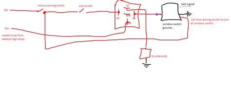 Help Wiring Window Switch Lstech Camaro Firebird