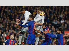 Barcelona vs Real Madrid, partido en directo