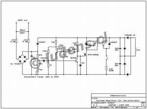 External Voltage Regulator Wiring Diagram  U2014 Untpikapps