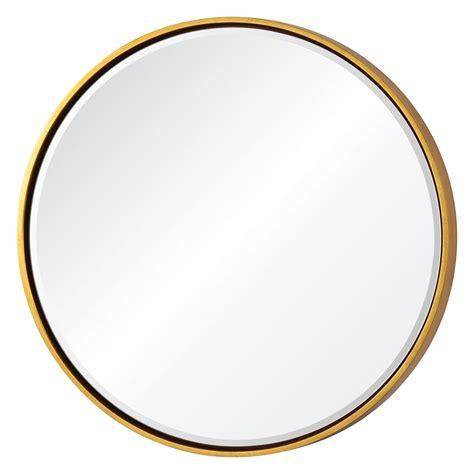 30 deep kitchen cabinets cooper classics wren gold round mirror 41135 bellacor