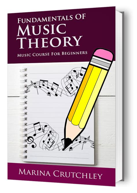 Guitar music theory can be quite intimidating for a lot of newer guitar players. Fundamentals Of Music Theory by Marina Crutchley   BookLife