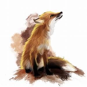 Fox Art - ID: 86226 - Art Abyss