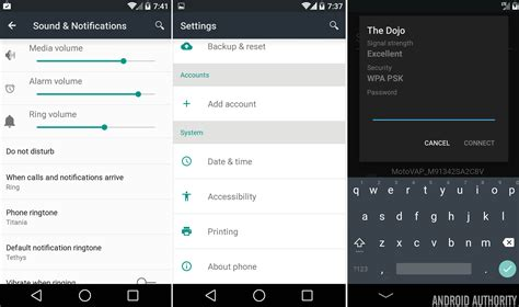 android keyboard settings android l system dump get the new keyboard and other apps
