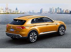 Volkswagen CrossBlue Coupe concept compact SUV leaked
