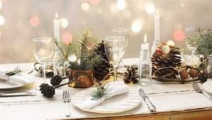 Deco Table Noel 2017 Pas Cher