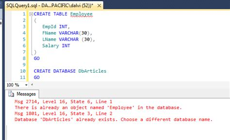 create new table sql create and drop sql server table pro grammatically using
