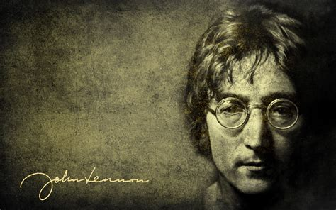 John Lennon Quotes Wallpaper Quotesgram