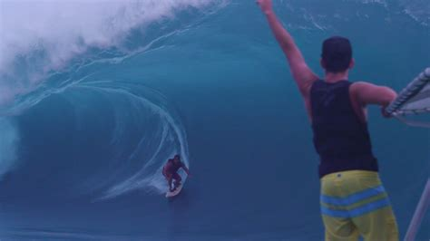 Surfing The Heaviest Wave In The World Teahupoo Youtube