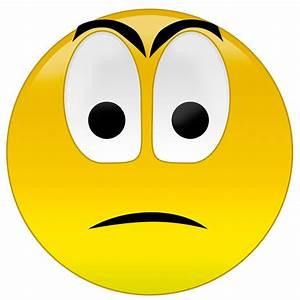 Sad Emoticon - Cliparts.co
