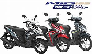 Yamaha Mio M3 125  U2013 Harga Dan Spesifikasi  U2013 Dealer Yamaha