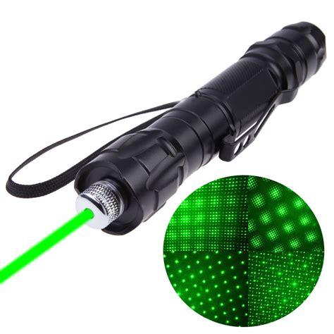 new 1000 to 8000 meters range 532nm green laser pointer
