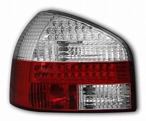 Audi A3 Phase 2 : 2 feux arriere a led type m3 pour audi a3 et s3 8l phase 1 ~ Medecine-chirurgie-esthetiques.com Avis de Voitures