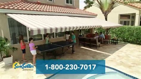 sunsetter tv commercial peaceful ispottv