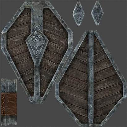 Mods Imperial Armor Heavy Skyrim Shields Remaster
