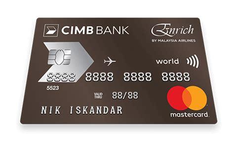 Choose instalment payment and cimb bank. MOshims: Kadar Interest Kad Kredit Cimb