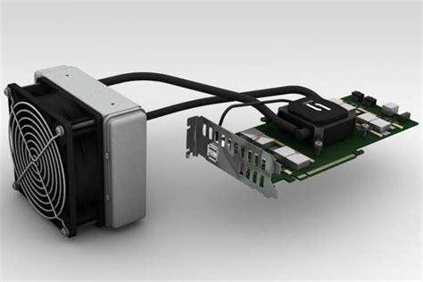 mining hardware cointerra reveals 1 600 bitcoin mining gsx i pci express