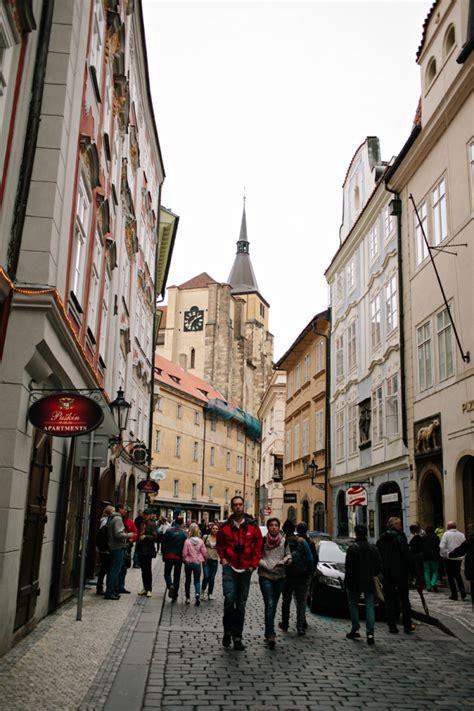 Cobblestone Streets Prague Entouriste