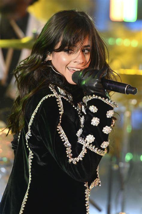 Camila Cabello Dick Clark New Year Rockin Eve With