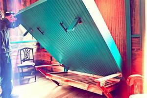 Tiny Haus Selber Bauen : klappbett f r s minihaus ~ Lizthompson.info Haus und Dekorationen