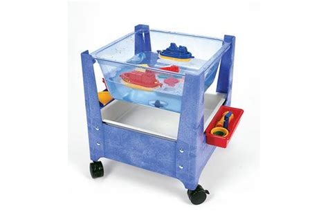 water table with lid quot see all quot sand and water table with lid