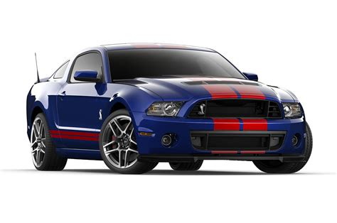2018 Ford Mustang Shelby Gt500 New Photos Released