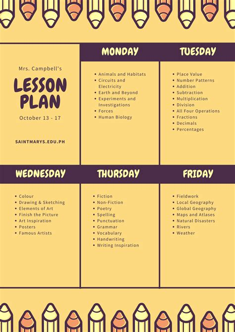 step  step guide  creating  engaging lesson plan