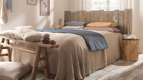 chambre parentale cosy décoration chambre style cagne