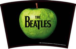Beatles Apple Logo