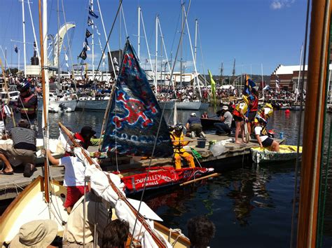 Wooden Boat Festival by Tasmania Calling Best Summer Festivals This Year