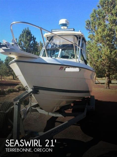 Striper Boats For Sale Vancouver by Used Center Console Seaswirl Boats For Sale Boats