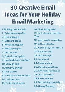 240 best holiday email marketing tips images on pinterest With business promotion email template