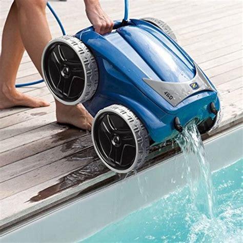 robot piscine zodiac top 9 spa et piscine