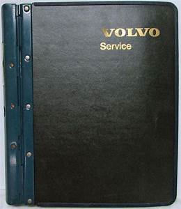 1990-1991 Volvo 700  900 Service Shop Repair Manuals