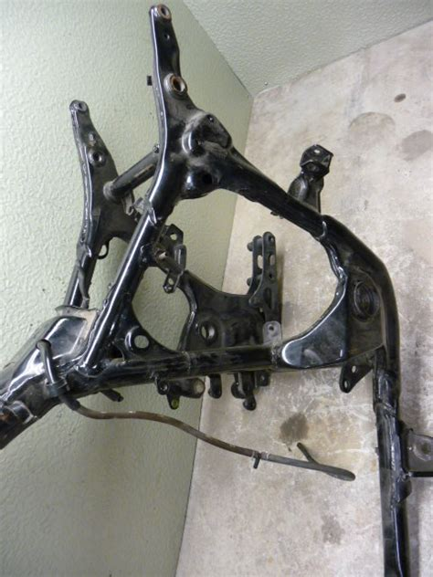 2002 Honda Vt1100c Shadow Frame And Other Used Motorcycle
