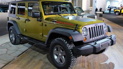 Jeep Islander 2020 by Detroit Jeep Wrangler Mountain And Islander Editions