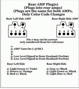 2001 Mustang Mach 460 Stereo Wiring Diagram