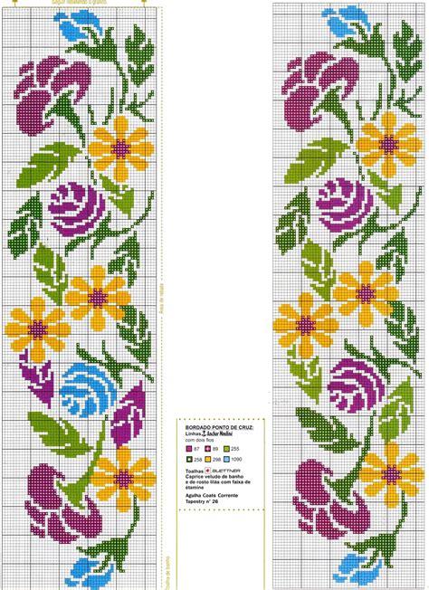 schemi punto croce fiori ricami e schemi a punto croce gratuiti schemi punto croce