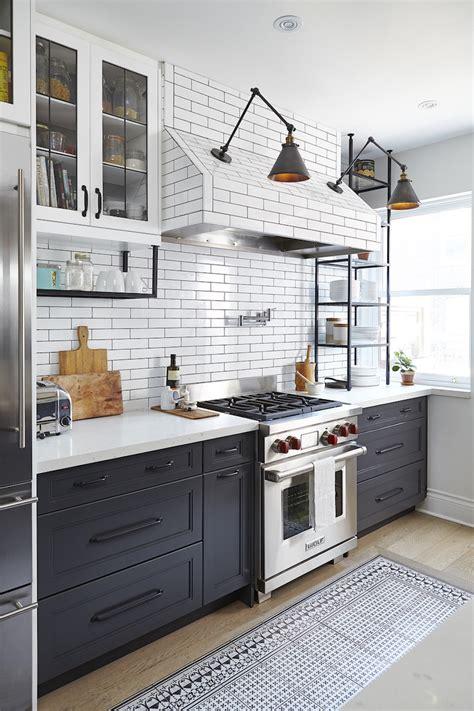 bistro kitchen design cuisine style bistrot parisien astuces pour la r 233 ussir et 3590
