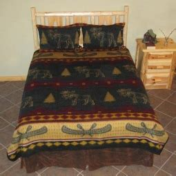 rustic cabin blankets cabin place