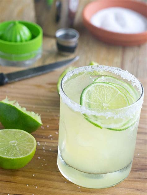 margarita recipes traditional margarita